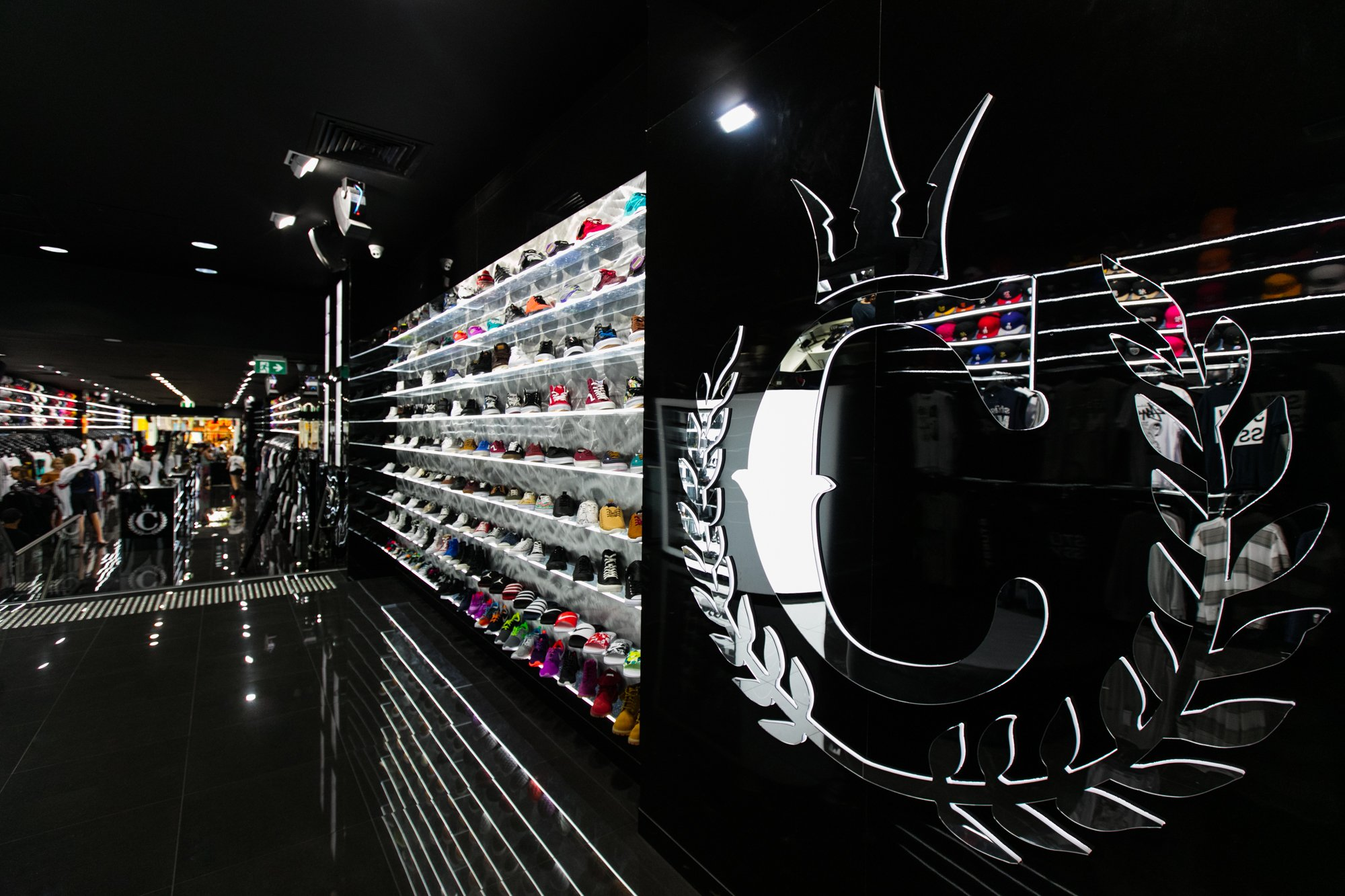 Loja Kings Sneakers Shop - HD 2000×1333